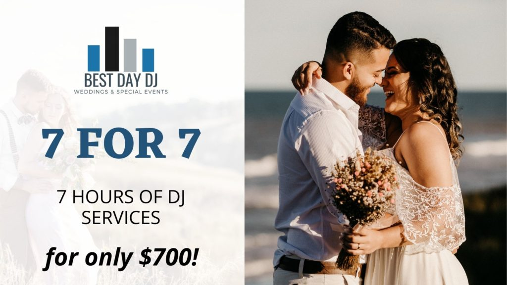 7 for 7 special best day dj